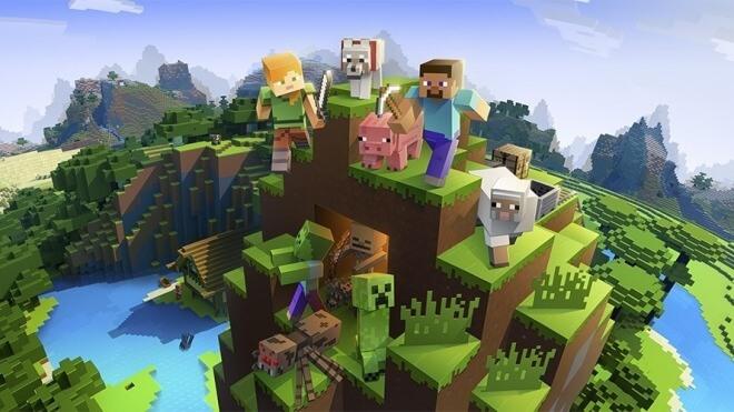 Besser Gemeinsam Minecrafts Better TogetherUpdate Startet Offiziell - Minecraft gemeinsam spielen ipad