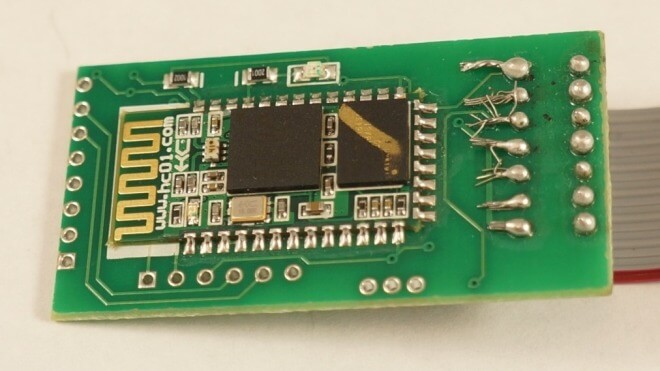Bluetooth, Kreditkarte, Skimming, Datenklau, Skimmer
