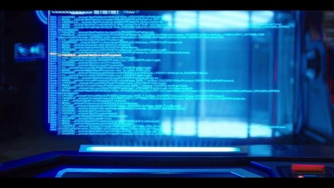 TV-Serie, Star Trek, Code, Star Trek: Discovery, Raumschiff, Sonequa Martin-Green