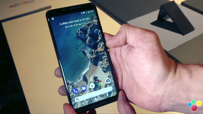 Smartphone, Google, Android, Hands-On, Pixel, Google Pixel, Pixel 2 XL