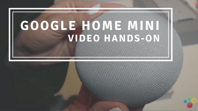 Google, Test, Hands-On, Sprachassistent, Hands on, Sprachsteuerung, Spracherkennung, Review, Spracheingabe, Google Home, Google Home MIni, Google Event, Kommando, Voice Command