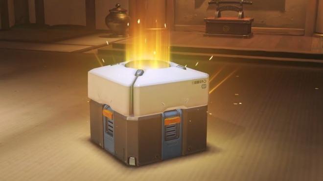 Blizzard, Overwatch, Lootbox