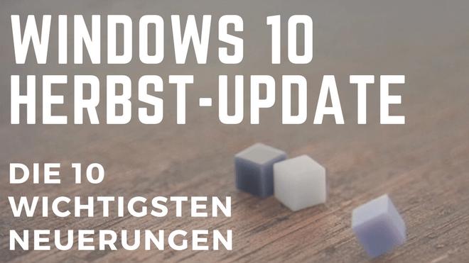 Microsoft, Windows 10, Fall Creators Update, Windows 10 Fall Creators Update, Windows 10 Redstone 3, Windows 10 Herbst Update