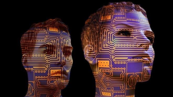 Roboter, Künstliche Intelligenz, Ki, Menschen