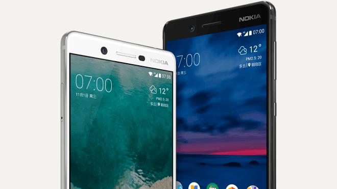 Smartphone, Android, Nokia, HMD global, HMD, Nokia 7