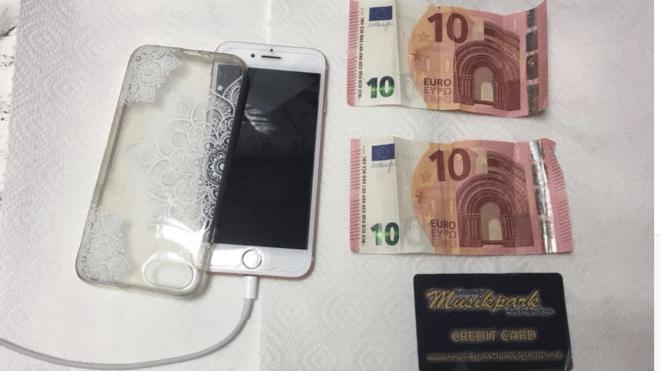 Iphone, Apple iPhone, wasserdicht, kurios, Fund