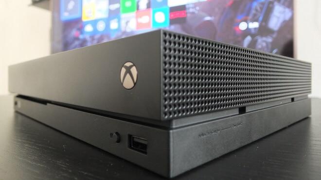 Xbox One X Im Test Luxus In 4k Man Gönnt Sich Ja Sonst Nichts