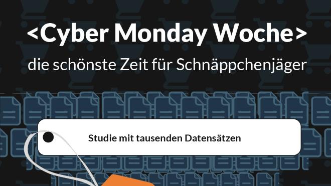 Amazon, Blitzangebote, Cyber Monday, Cyber Monday Woche