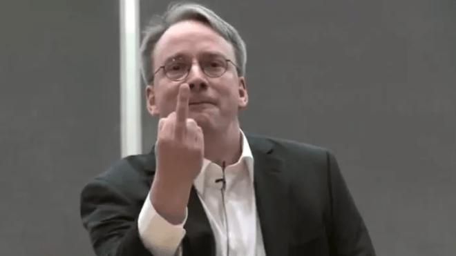 Linux, Nvidia, Entwickler, Linus Torvalds