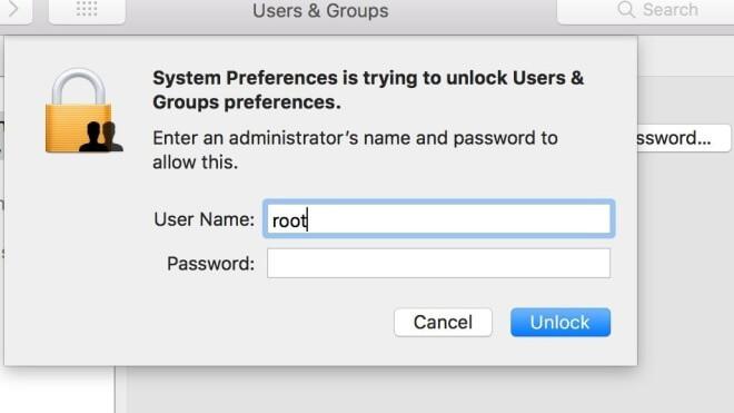 Apple, Sicherheit, Macos, Login, Root
