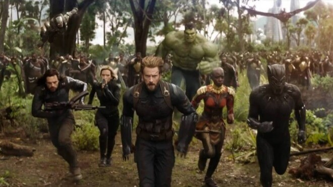 Trailer, Kino, Kinofilm, Marvel, Marvel Cinematic Universe, Guardians of the Galaxy, Guardians of the Galaxy 2, Guardians of the Galaxy Vol. 2, The Avengers, The Avengers: Infinity War