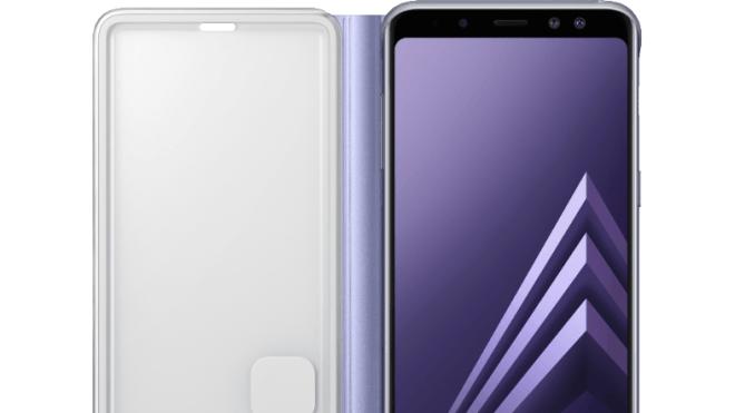 Smartphone, Samsung Galaxy, Samsung Galaxy A8 (2018), SM-A530