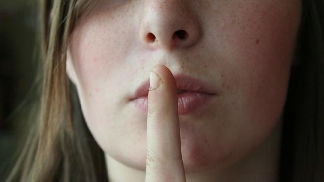 Sicherheit, Datenschutz, Schweigen, Heimlichkeit
