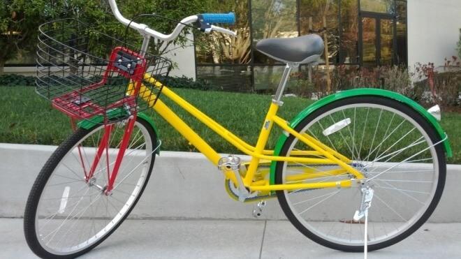 Google, Fahrrad, gbike