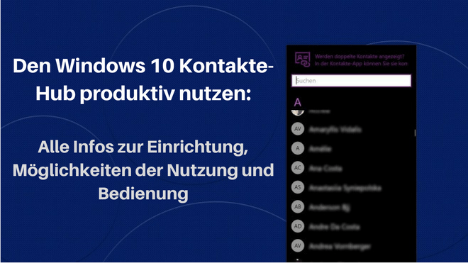 kontakte app windows 10