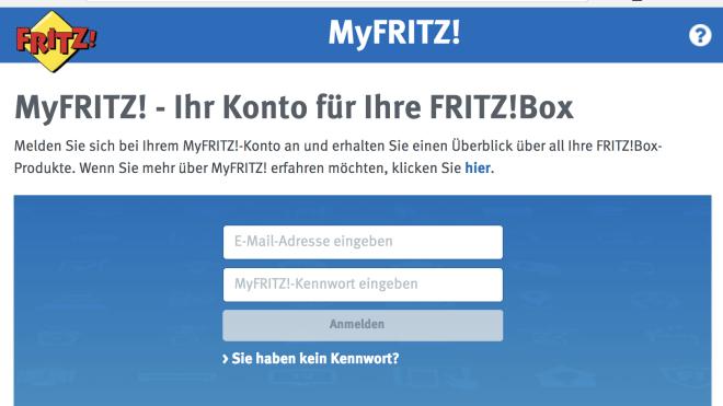 Router, Avm, Fritzbox, Fritz, MyFritz