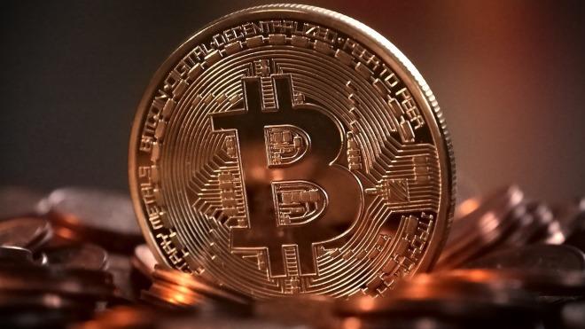 Bitcoin, Währung, Kryptowährung, Bitcoins, virtuelle Währung