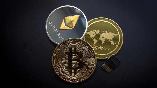 Bitcoin, Kryptowährung, Währung, Ethereum, virtuelle Währung, Ripple