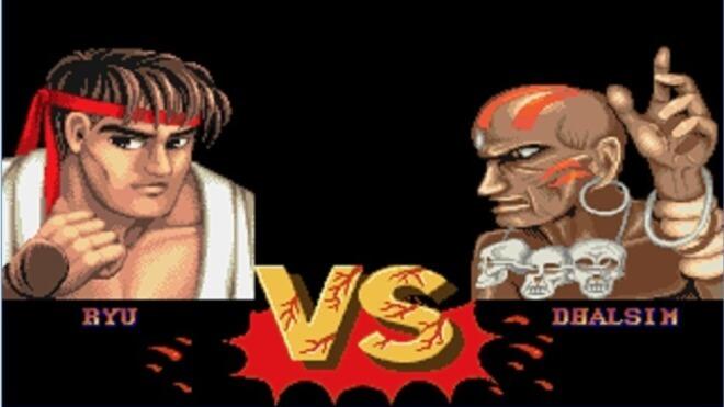 Spiele, Street Fighter, Street Fighter 2