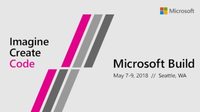 Build, Termin, Entwicklerkonferenz, Microsoft Build, Build 2018
