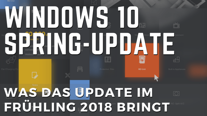 Microsoft, Windows 10, Update, Design, Redstone 4, Windows 10 Redstone 4, Frühling, Spring Update, Spring
