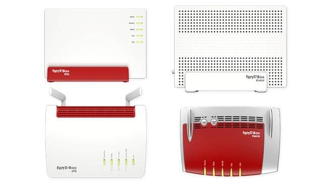 Router, Avm, Fritzbox, Fritzbox 6890 LTE, Fritzbox 5490, FritzBox 6591 Cable, FritzBox 7583, FritzBox 5491