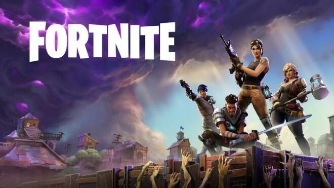 Shooter, Epic Games, Fortnite, Epic