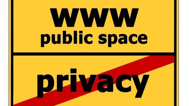 Internet, Datenschutz, Privatsphäre