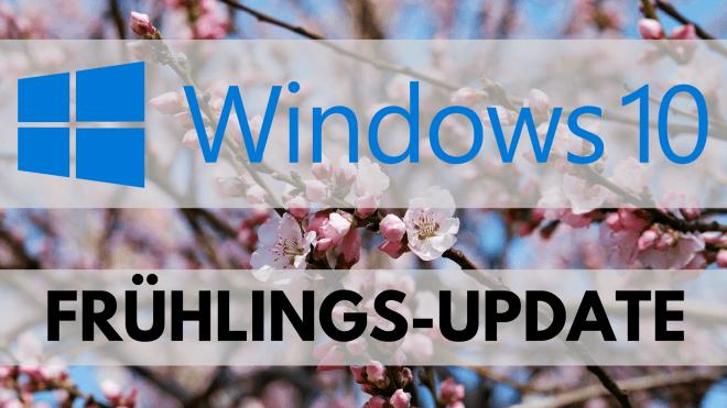 Microsoft, Betriebssystem, Windows, Windows 10, Creators Update, Redstone 4, Spring Creators Update, Windows 10 Spring Creators Update, RS4, Version 1803