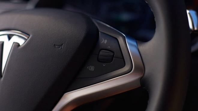 Logo, tesla, Tesla Motors, Brand, Tesla Model S, Lenkrad, Model S