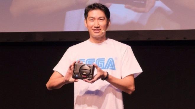 Konsole, Präsentation, SEGA Mega Drive Mini, Sega Genisis Mini
