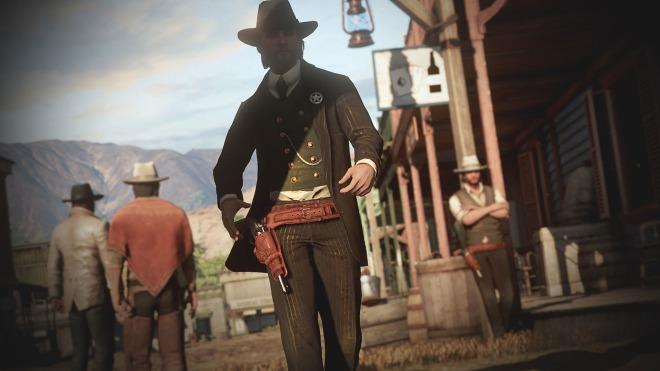 Spiel, Mmo, Wild West Online