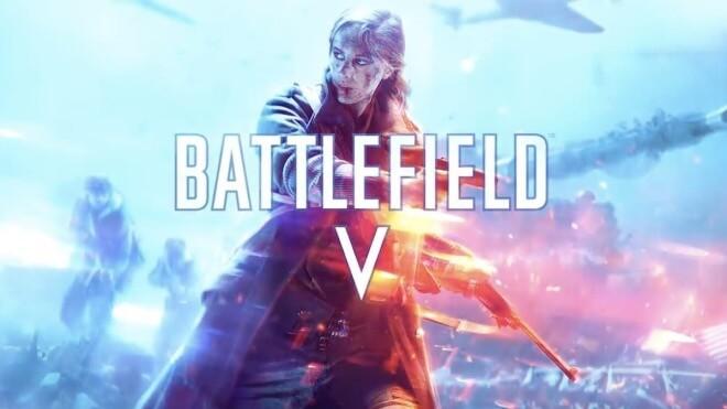 Electronic Arts, Ea, Battlefield, Dice, Battlefield 5