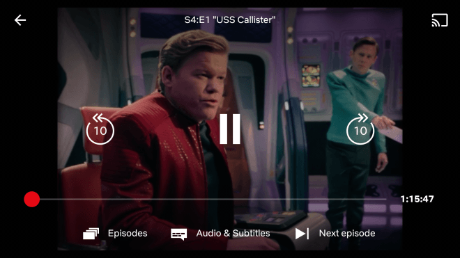 Android, App, Netflix, Player, Netflix Deutschland