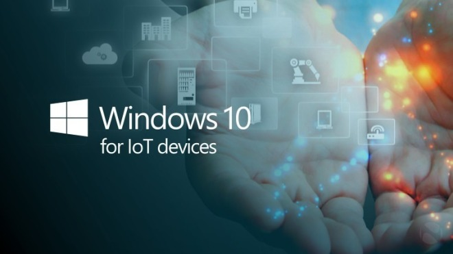 Microsoft, Windows 10, IoT Core Services