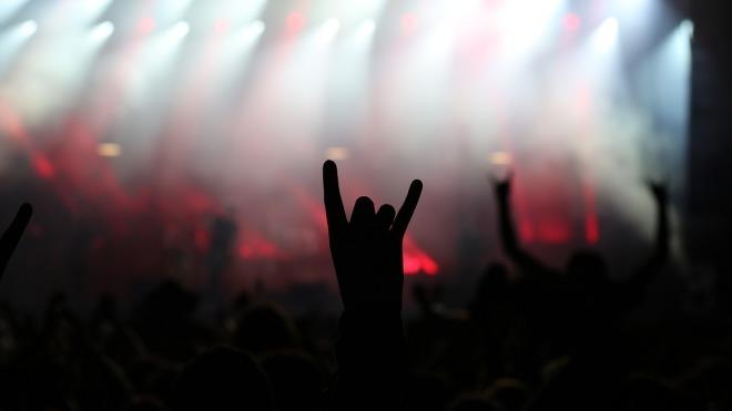 Konzert, Metal, Rock, Heavy Metal