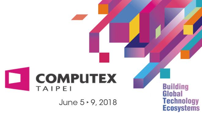 Computex, Messe, Computex 2018
