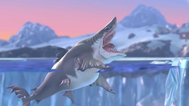 Trailer, Ubisoft, actionspiel, Hungry Shark World