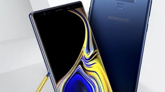 Samsung, Galaxy, Galaxy Note 9, Unpacked 2018, Note 9