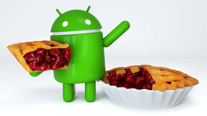 Betriebssystem, Google, Android, Android P, Android 9.0, Android Pie
