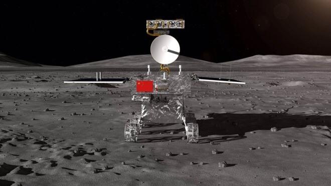 Wissenschaft, Mond, rover, Mondlandung, Mondmission, Chang'e 4