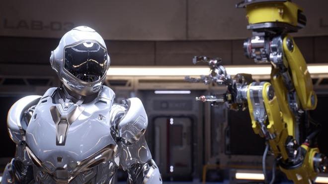 Nvidia zeigt Echtzeit-Raytracing mit der neuen RTX-Technologie