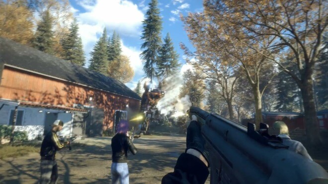 Trailer, Gamescom, actionspiel, Thq, Gamescom 2018, THQ Nordic, Generation Zero