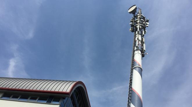 Mobilfunk, Lte, 5G, 4g, Mobilfunkmast, Sendestation