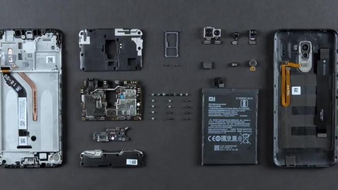 Smartphone, Android, Xiaomi, Pocophone F1, Poco F1