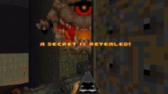 Doom, Doom 2, Secret, Geheimnis