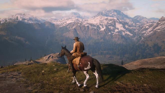 Rockstar Games, Rockstar, Screenshot, Red Dead Redemption, Take Two, Red Dead Redemption 2
