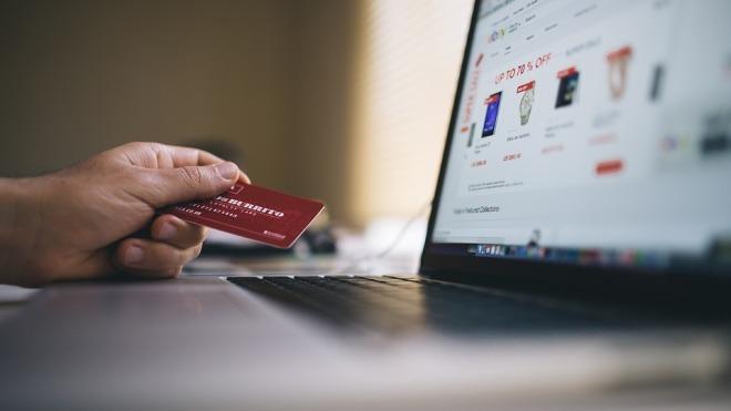 Internet, E-Commerce, Online-Shop, Kreditkarte