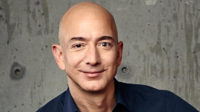 Amazon, Ceo, Jeff Bezos, Bezos