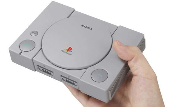 Playstation, PlayStation Classic, Retro-Konsole